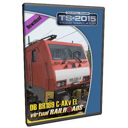 DB BR189 C-AKv ExpertLine