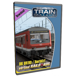 DB BR110 BF / Bnrbdzf VRot ExpertLine