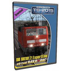 DB BR181.2 VRot ExpertLine