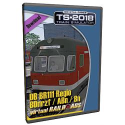 DB BR111 Regio ExpertLine