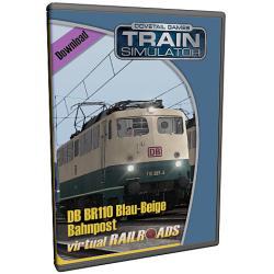 DB BR110 BF Blau-Beige ExpertLine