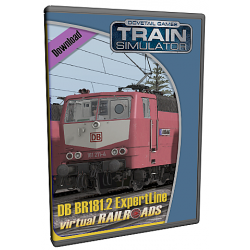 DB BR181.2 ORot ExpertLine