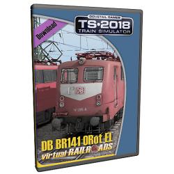 DB BR141 ORot ExpertLine