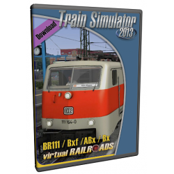 DB BR111 S-Bahn ExpertLine