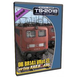 DB BR141 VRot ExpertLine