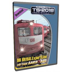 DB BR150 ORot ExpertLine