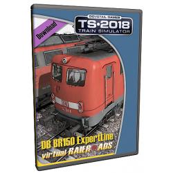 DB BR150 VRot ExpertLine