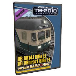 DB BR141 Blau-Beige / BDnrzf ExpertLine