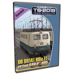 DB BR141 Blau-Beige ExpertLine