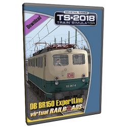 DB BR150 Blau-Beige ExpertLine