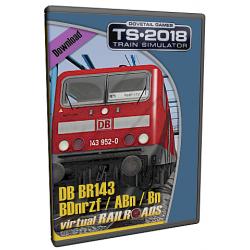 DB BR143 / BDnrzf VRot ExpertLine