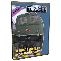 DB BR150 Gruen ExpertLine