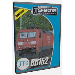 JTG Scenariopack BR152
