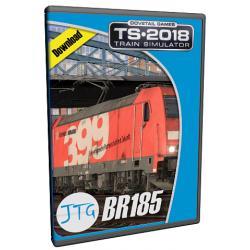 JTG Scenariopack BR185.2
