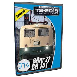 JTG Scenariopack BR141Blau-Beige / BDnrzf