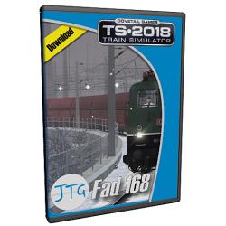 JTG Scenariopack Fad 168