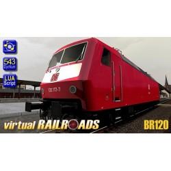 DB BR120 ORot