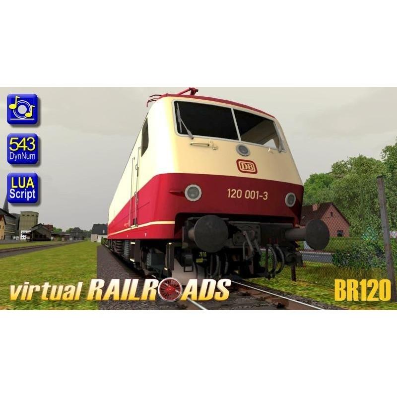 DB BR120 TEE