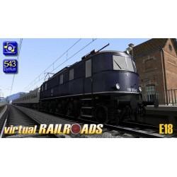 DB BR118 / E18 Blau