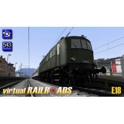 DB BR118 / E18 Gruen