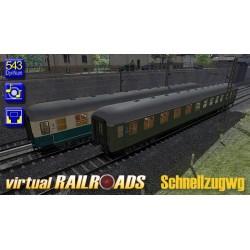 DB Schnellzugwagen Ep. 3/4
