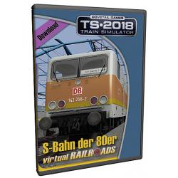 S-Bahn der 80er