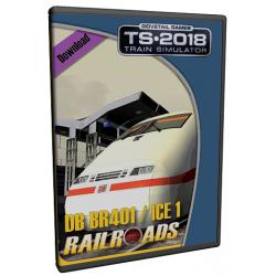 DB BR401 ICE