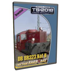 DB BR323 Koef II