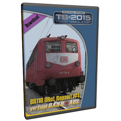 Repaint DB BR110 114 6