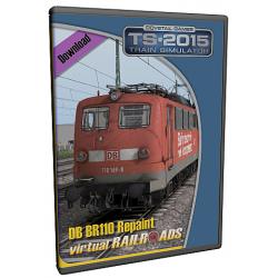 Repaint DB BR110 169 0
