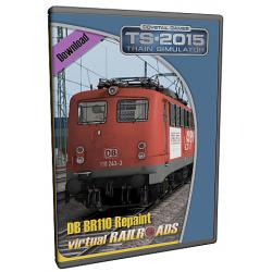 Repaint DB BR110 243 3