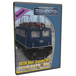 Repaint DB BR110 287 0