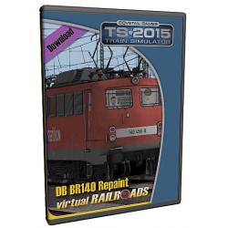 Repaint BR140 450 8