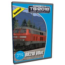 JTG Scenariopack BR218 VRot