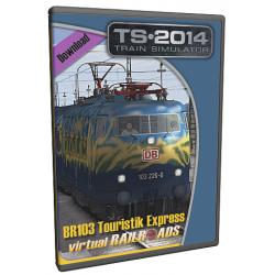 DB BR103 Touristik Express ExpertLine