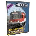 DB Bnrdzf VRot Diesel / BR218