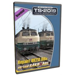 copy of Repaint1 DB BR218 EL