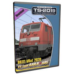 DB BR111 VRot 2020