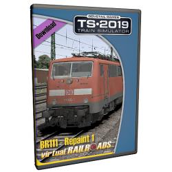 Repaint1 DB BR111 VRot 2020