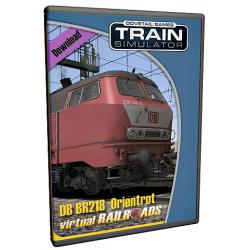 DB BR218 ORot
