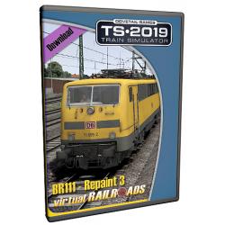 Repaint3 DB BR111 VRot 2020