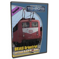DB BR140 ORot ExpertLine