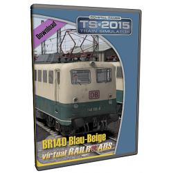 DB BR140 Blau-Beige ExpertLine