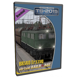 DB BR140 Erzzug ExpertLine