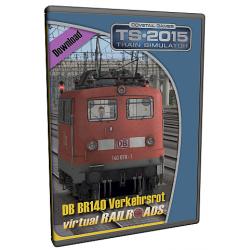 DB BR140 VRot ExpertLine