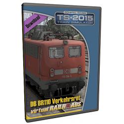 DB BR110 VRot ExpertLine