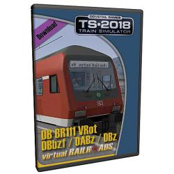 DB BR111 Dosto ExpertLine