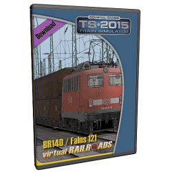 DB BR140 Falns ExpertLine
