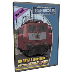 DB BR151 ORot ExpertLine