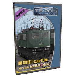 DB BR151 Altgruen ExpertLine